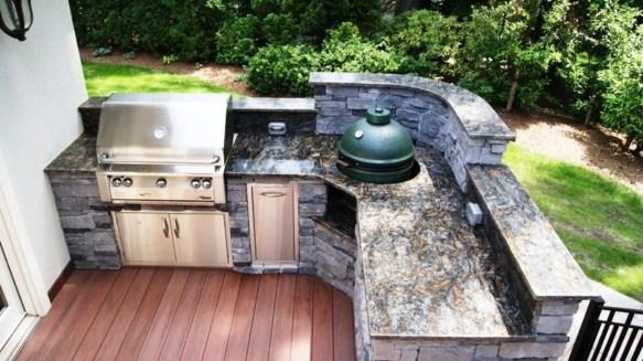 Fantastic Kitchen Design Ideas For Outdoor Kitchen This Year 36