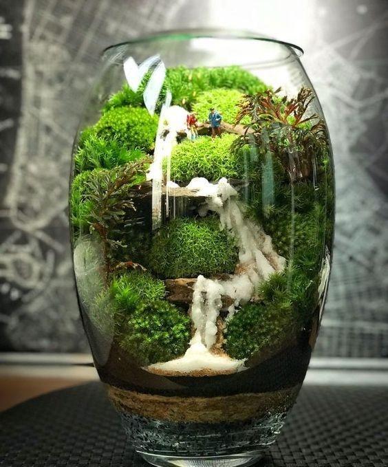 Fascinating Diy Terrariums Ideas To Try This Seasonl 33