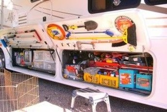 Popular Rv Storage Solutions Ideas For Travel Trailers 18