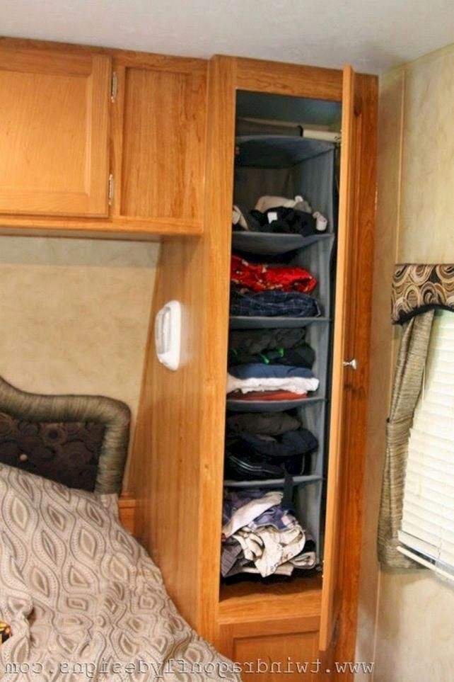 Popular Rv Storage Solutions Ideas For Travel Trailers 29