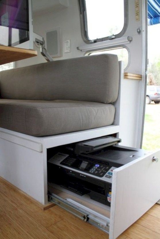 Popular Rv Storage Solutions Ideas For Travel Trailers 30