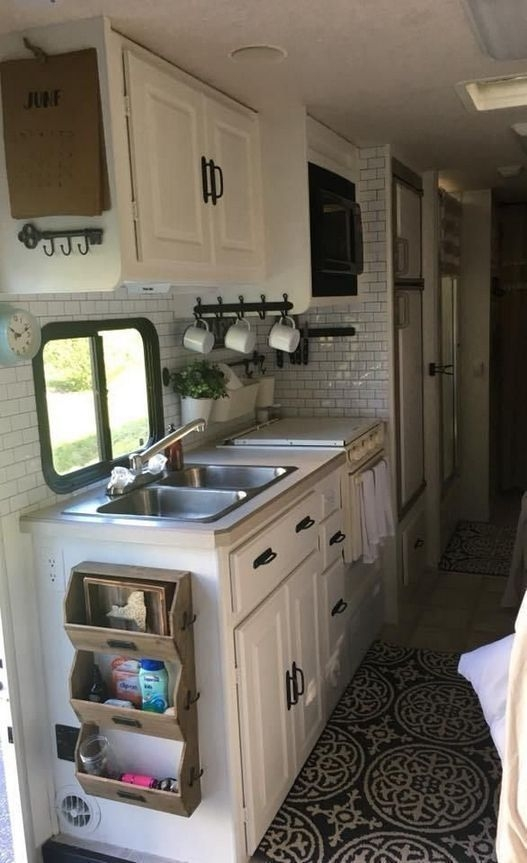 Popular Rv Storage Solutions Ideas For Travel Trailers 50