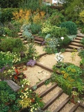 Rustic Garden Path Design Ideas To Copy Asap 27