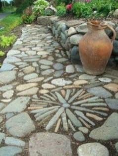 Rustic Garden Path Design Ideas To Copy Asap 30