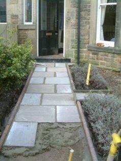 Rustic Garden Path Design Ideas To Copy Asap 31