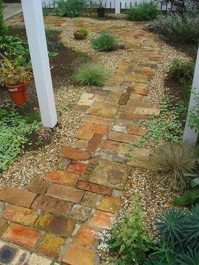 Rustic Garden Path Design Ideas To Copy Asap 34