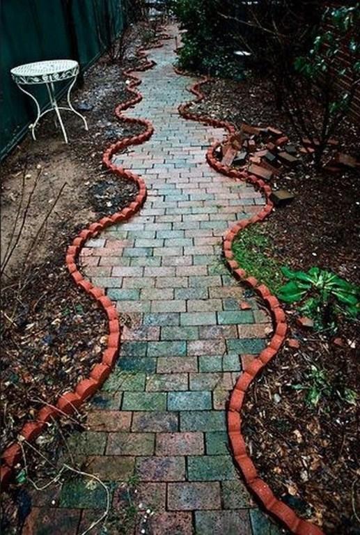 Rustic Garden Path Design Ideas To Copy Asap 38