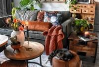 Unique Small Living Room Design Ideas For Your Apartment 34