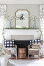 Unique Summer Mantel Decorating Ideas To Try 48
