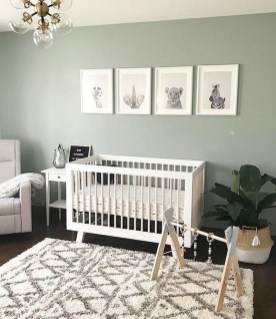 Unordinary Nursery Room Ideas For Baby Boy 02