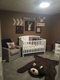 Unordinary Nursery Room Ideas For Baby Boy 20