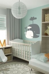 Unordinary Nursery Room Ideas For Baby Boy 22