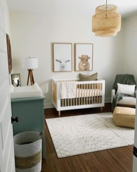 Unordinary Nursery Room Ideas For Baby Boy 27