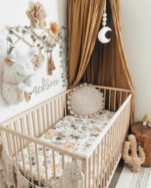 Unusual Neutral Nursery Room Ideas To Copy Asap 03