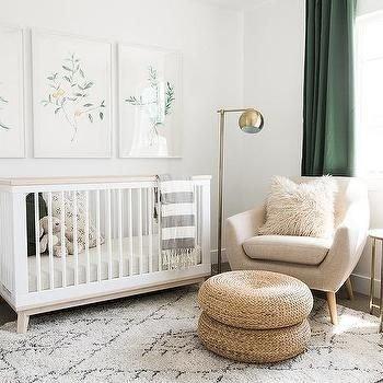 Unusual Neutral Nursery Room Ideas To Copy Asap 05