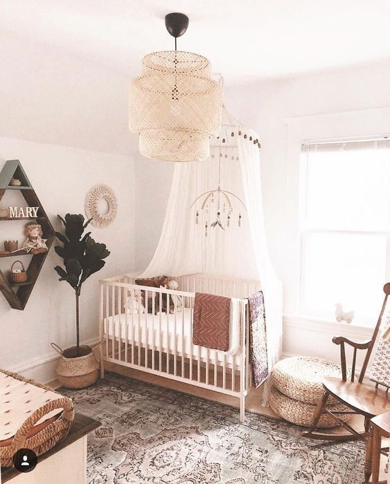 Unusual Neutral Nursery Room Ideas To Copy Asap 08