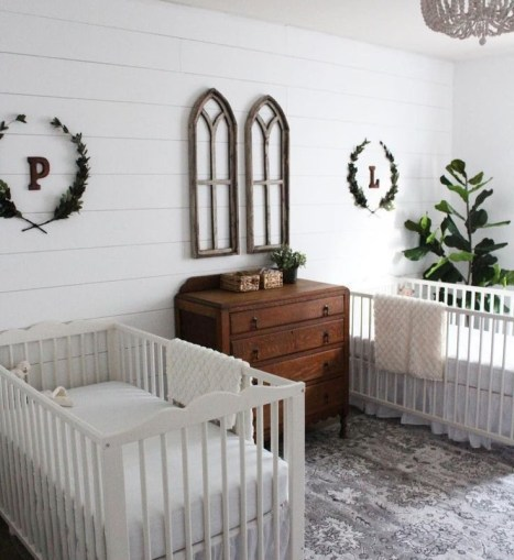 Unusual Neutral Nursery Room Ideas To Copy Asap 22