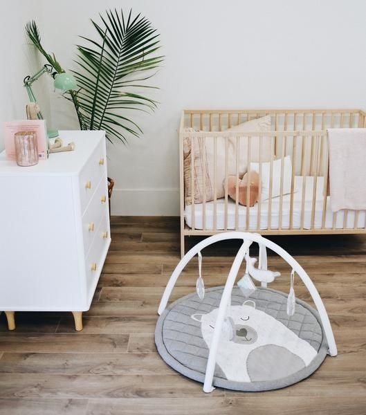 Unusual Neutral Nursery Room Ideas To Copy Asap 25