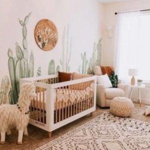 Unusual Neutral Nursery Room Ideas To Copy Asap 28