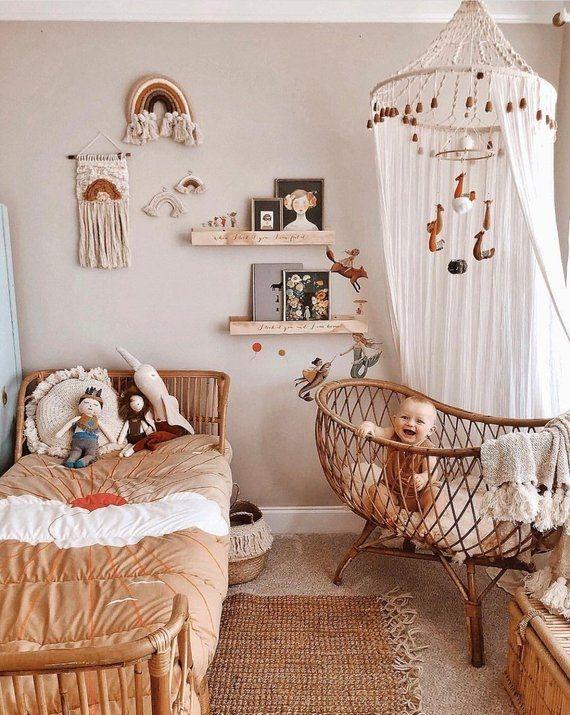 Unusual Neutral Nursery Room Ideas To Copy Asap 32