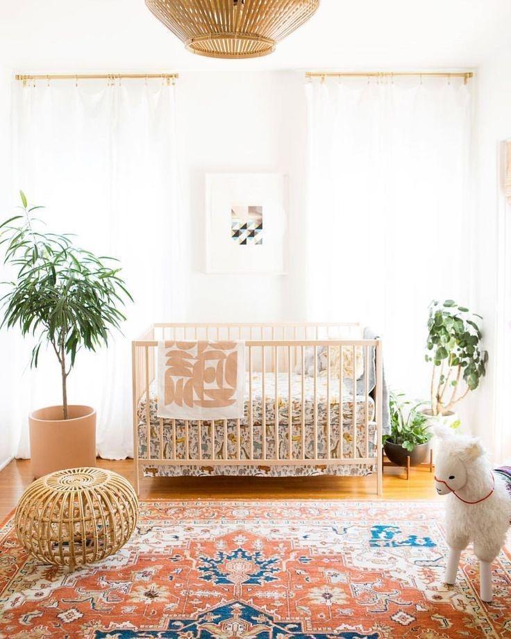 Unusual Neutral Nursery Room Ideas To Copy Asap 33