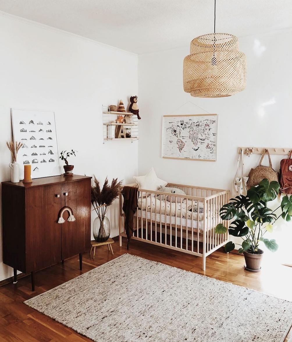 Unusual Neutral Nursery Room Ideas To Copy Asap 35