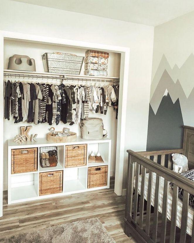 Unusual Neutral Nursery Room Ideas To Copy Asap 38