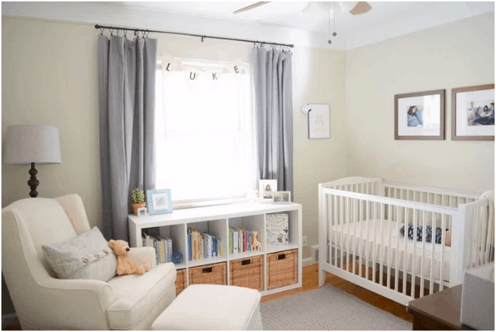 Unusual Neutral Nursery Room Ideas To Copy Asap 40