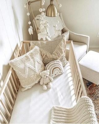 Unusual Neutral Nursery Room Ideas To Copy Asap 44