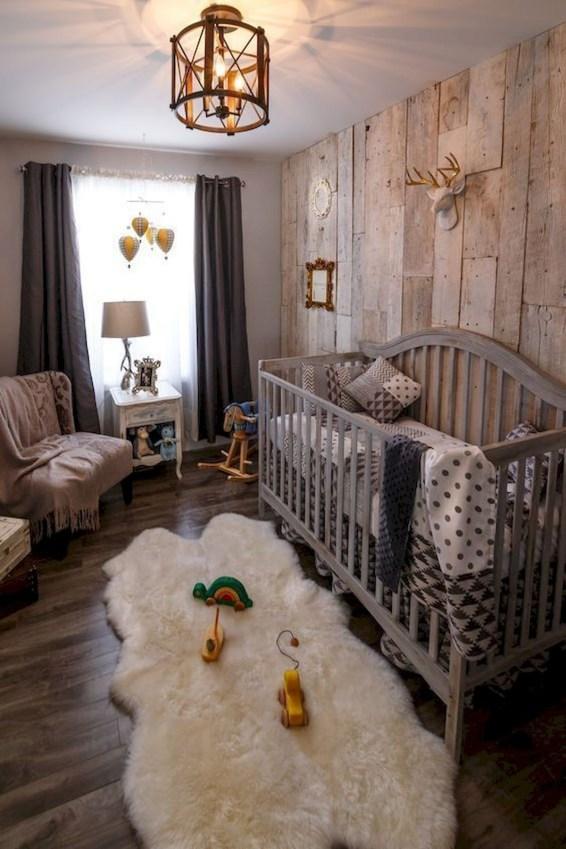 Unusual Neutral Nursery Room Ideas To Copy Asap 50