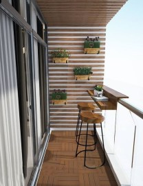 Adorable Balcony Design Ideas You Must Try 10