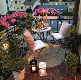 Adorable Balcony Design Ideas You Must Try 18