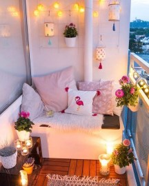 Adorable Balcony Design Ideas You Must Try 34