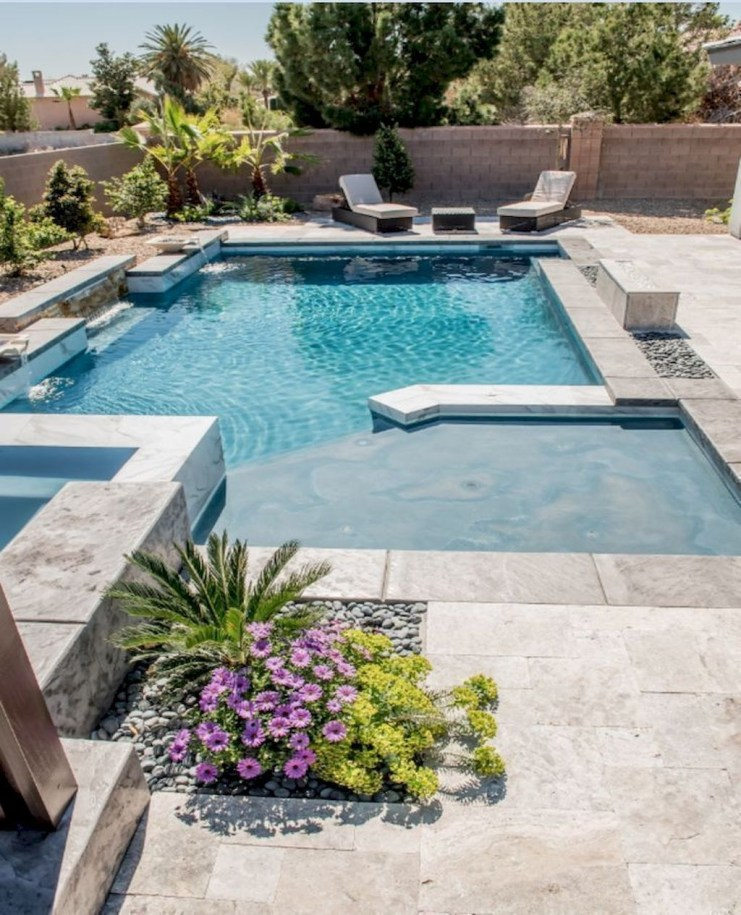 Affordable Backyard Pool Design Ideas To Try 09