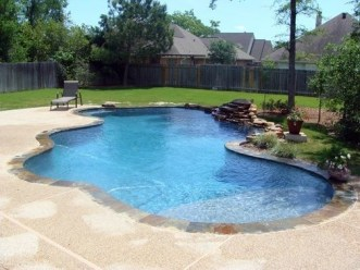 Affordable Backyard Pool Design Ideas To Try 16