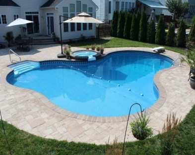 Affordable Backyard Pool Design Ideas To Try 31