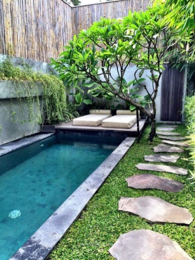 Affordable Backyard Pool Design Ideas To Try 36