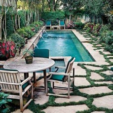 Affordable Backyard Pool Design Ideas To Try 41