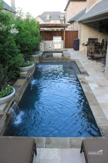 Affordable Backyard Pool Design Ideas To Try 47