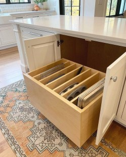 Affordable Kitchen Storage Ideas To Try 31