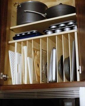 Affordable Kitchen Storage Ideas To Try 42