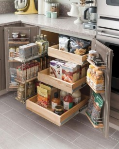 Affordable Kitchen Storage Ideas To Try 47