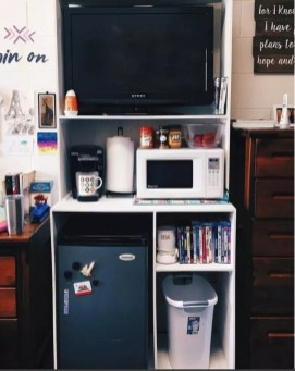 Beautiful Dorm Room Organization Ideas To Try Asap 14
