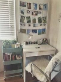 Beautiful Dorm Room Organization Ideas To Try Asap 20