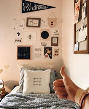 Beautiful Dorm Room Organization Ideas To Try Asap 23