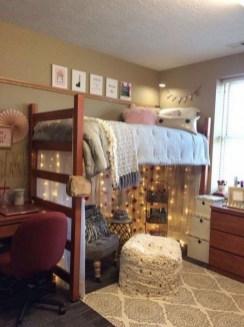Beautiful Dorm Room Organization Ideas To Try Asap 28