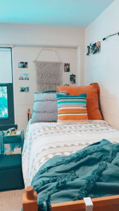 Beautiful Dorm Room Organization Ideas To Try Asap 41
