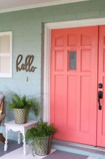 Best Colorful Porch Design Ideas That Looks Cool 33