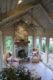 Best Colorful Porch Design Ideas That Looks Cool 48