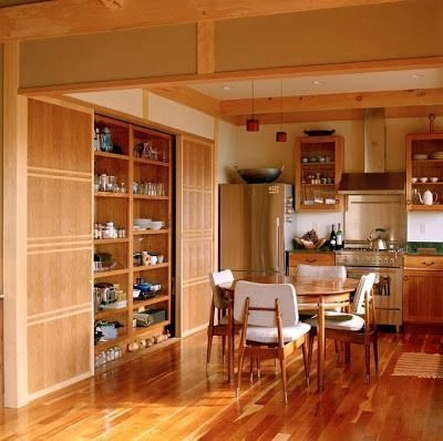 Best Contemporary Japanese Kitchens Design Ideas 19